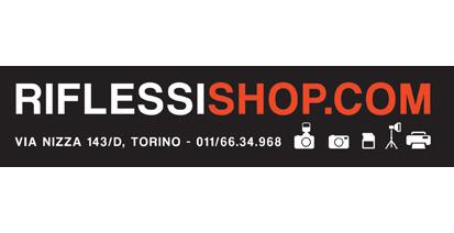 Logo Riflessi Shop