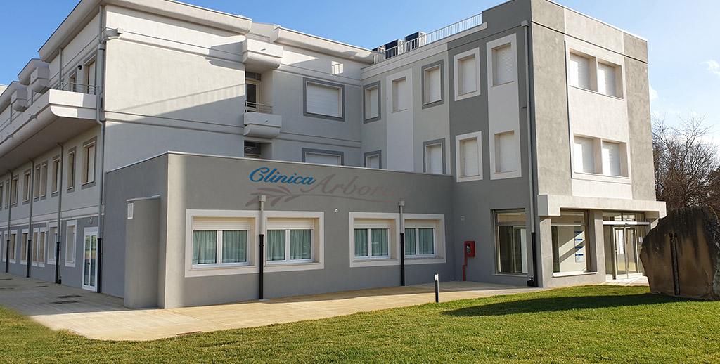 clinica arborea 01 - Orpea Italia