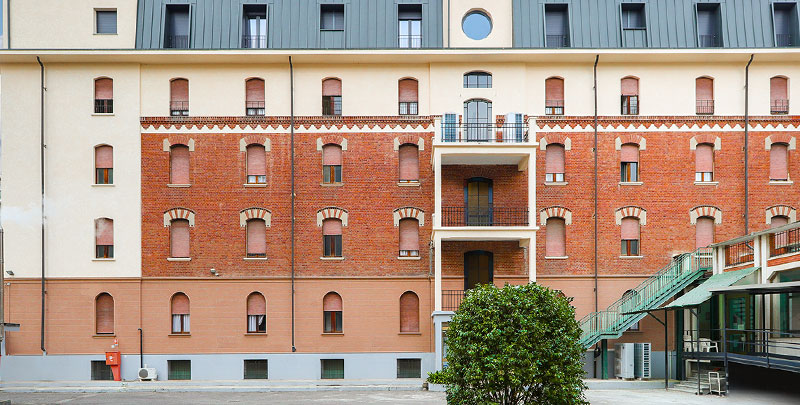 residenza san francesco portfolio - Orpea Italia