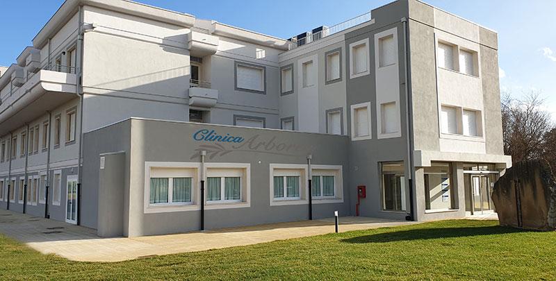 clinica arborea portfolio - Orpea Italia