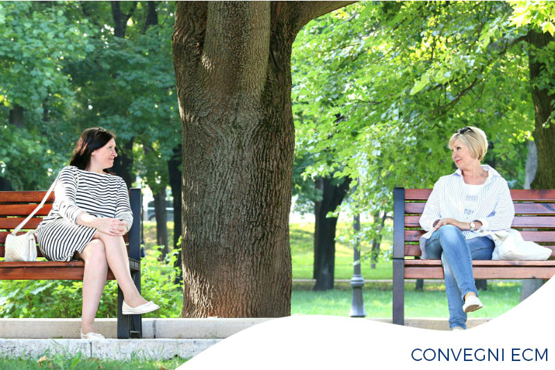 conversare persona disturbi comunicativi - Orpea Italia