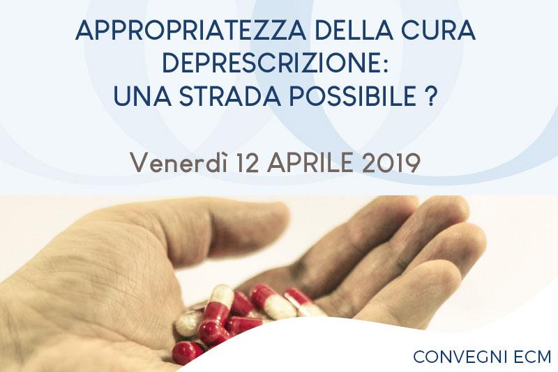 appropriatezza della cura deprescrizione - Orpea Italia