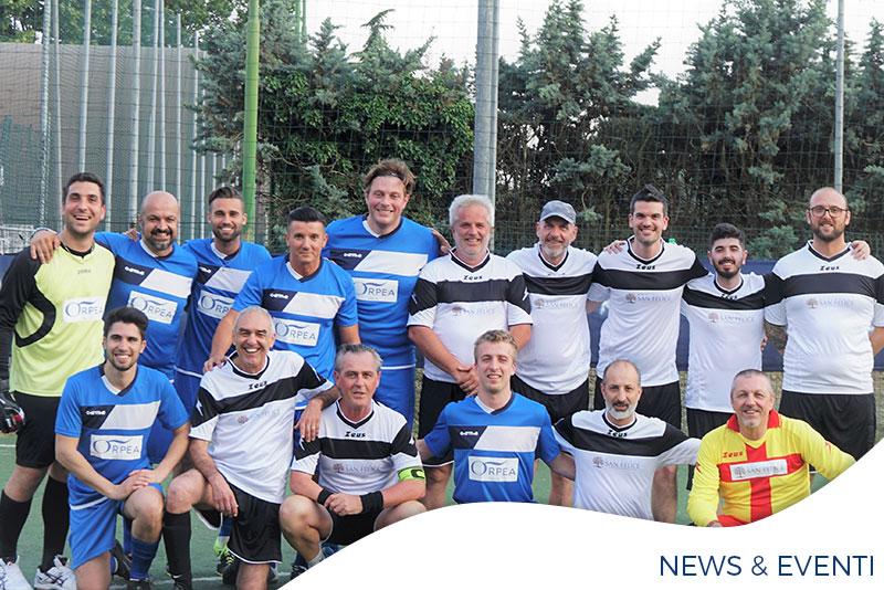 torneo Orpea Football 2019 - Orpea Italia