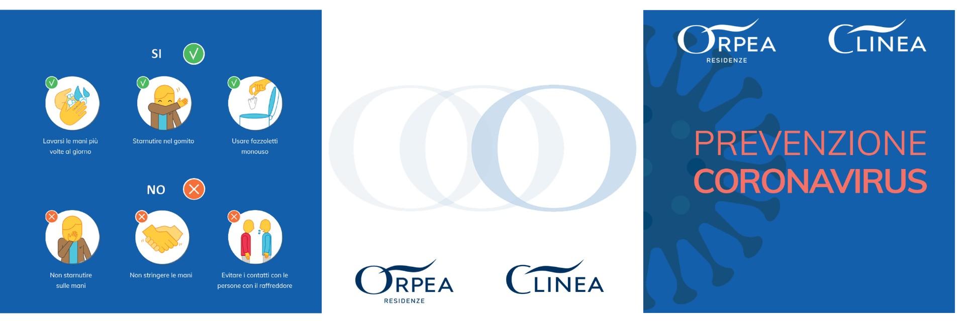 Orpea - Sicurezza Coronavirus