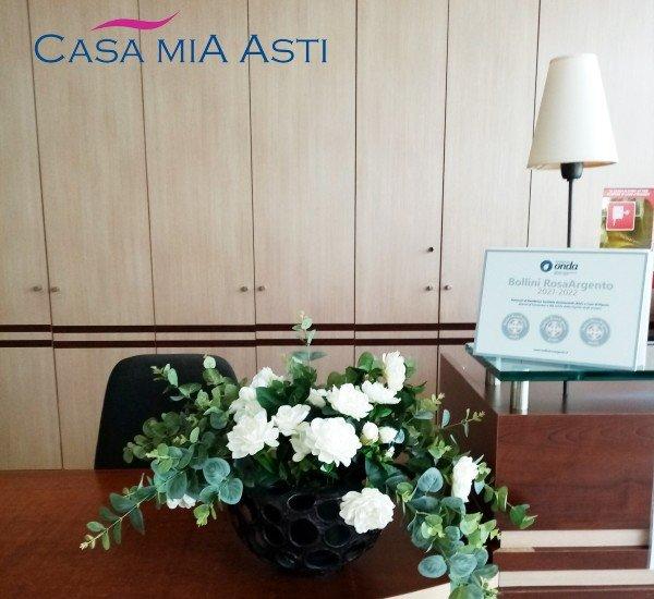 Casa Mia Asti - Bollini RosaArgento
