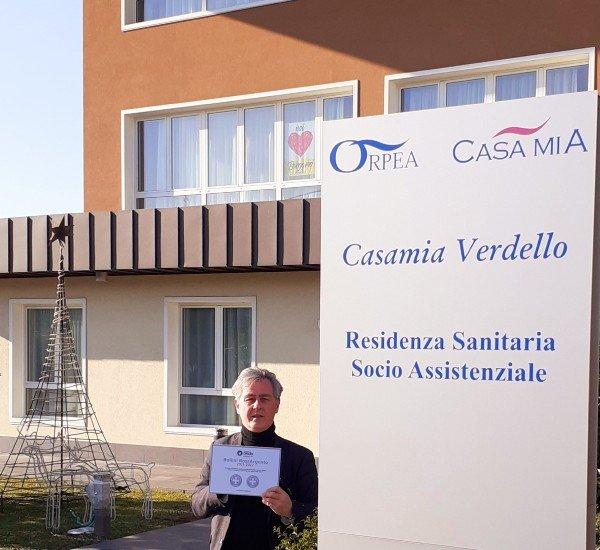 Casa Mia Verdello - Bollini RosaArgento
