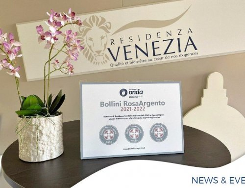 Premiate le Residenze Orpea dalla Fondazione O.N.D.A. con i bollini RosaArgento