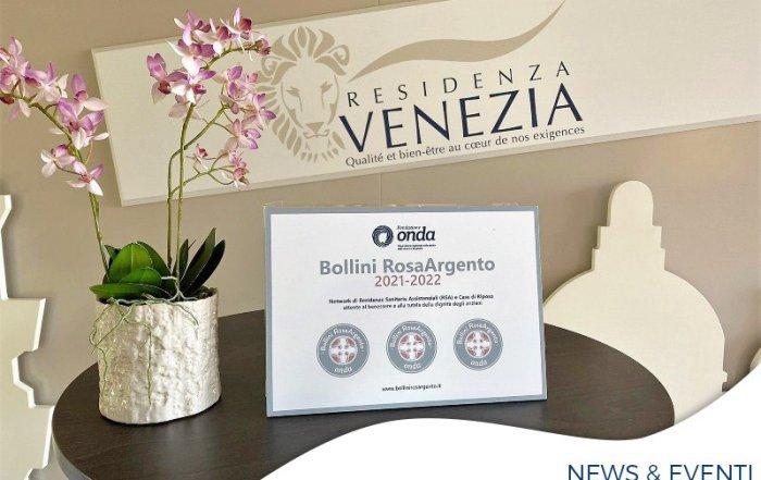 residenza venezia bollini rosa argento - Orpea Italia