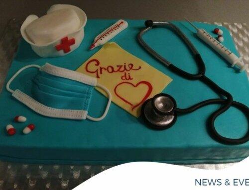 I nostri Ospiti e Pazienti  ringraziano gli infermieri
