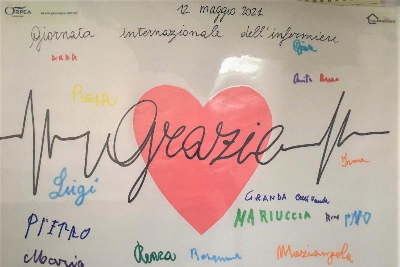 orpea pazienti ringraziano3 - Orpea Italia