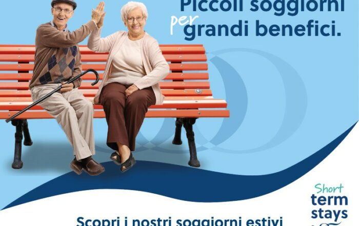 Soggiorni estivi per anziani - Orpea Italia