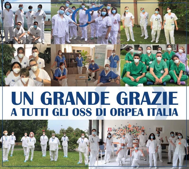 Giornata nazionale degli OSS - Orpea Italia