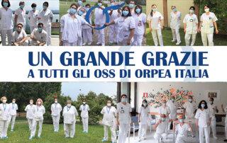 grazie oss - Orpea Italia