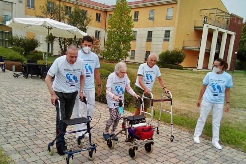 Giornata Mondiale dell'Alzheimer - Residenza Casier