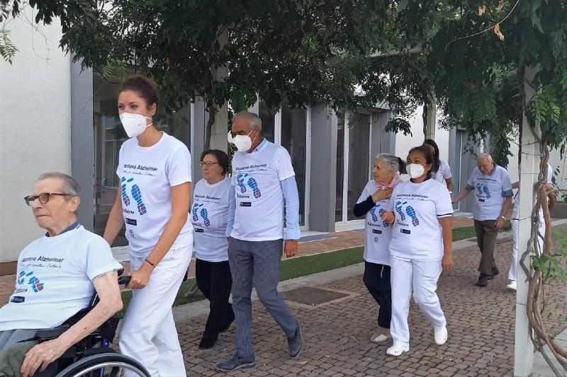Giornata Mondiale dell'Alzheimer - Residenza San Felice, Segrate