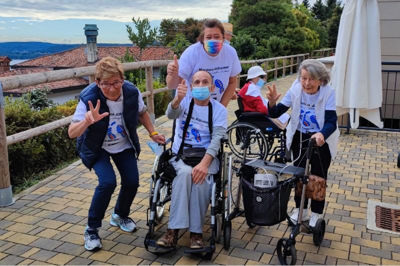 Maratona Alzheimer 2021