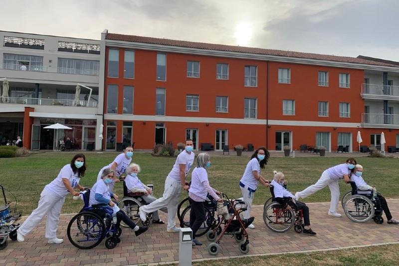 Maratona Alzheimer - Residenza Venezia
