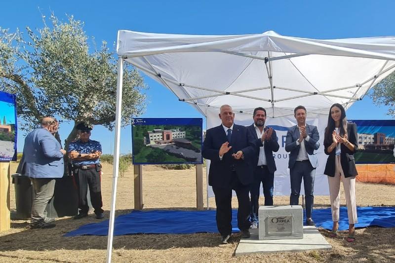 Orpea - Prima pietra Villa Martini